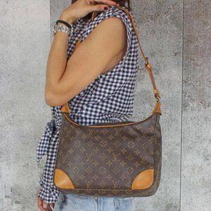 ❤️Louis Vuitton 💯 Boulogne Shoulder Bag Vintage